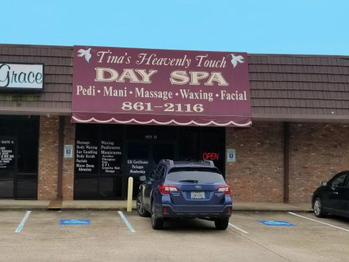 Tina's Heavenly Touch Massage & Day Spa