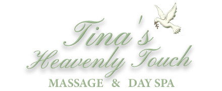 Tina's Heavenly Touch Massage & Day Spa Logo